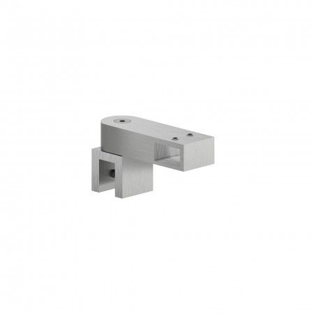 Adjustable tube support to glass (10x20mm)