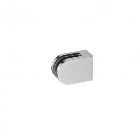 Glass clamp for wall - 8-10mm