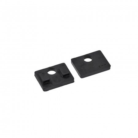 Rubber inlays - glass 10mm  For: IN80211 / 212 / 213 / 214