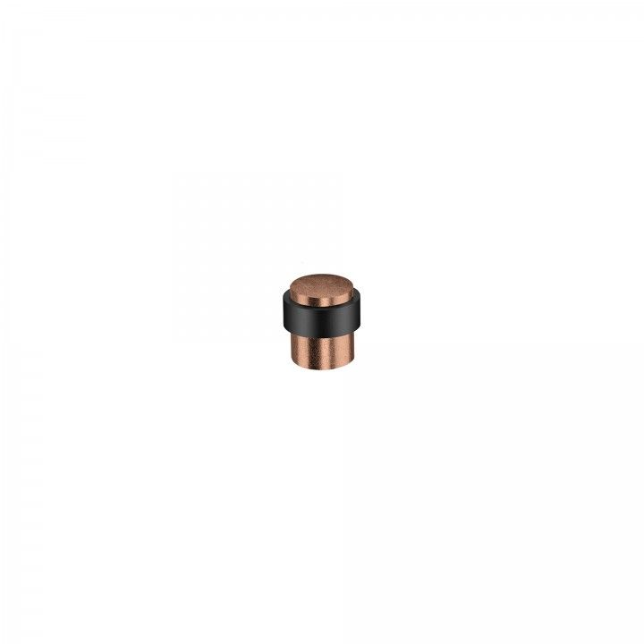 Door stopper - Ø20 - Raw Copper