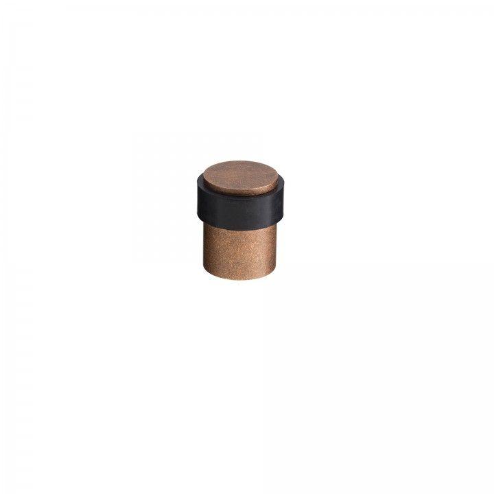 Door stopper - Ø30 Eco - Raw Copper