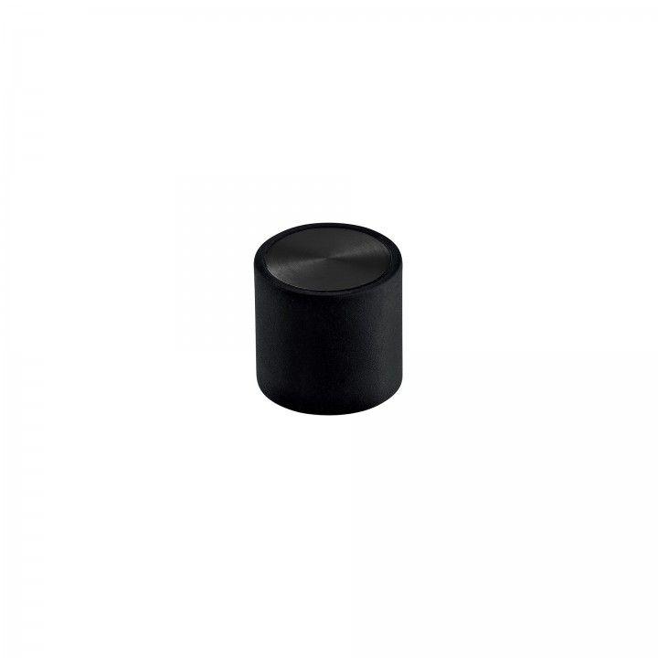 Door stopper Loft - Ø30 - Titanium Black