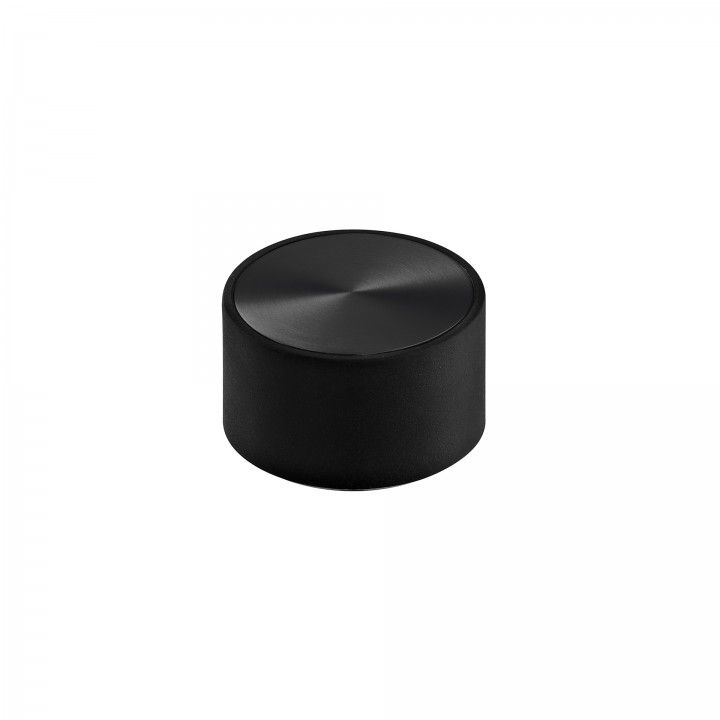 Door stopper Loft - Ø50 - Titanium Black
