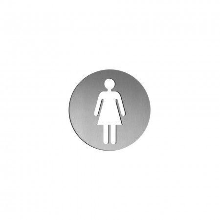FEMALE bathroom indicator