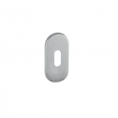 Normal key hole with metallic base - 60x30x4mm