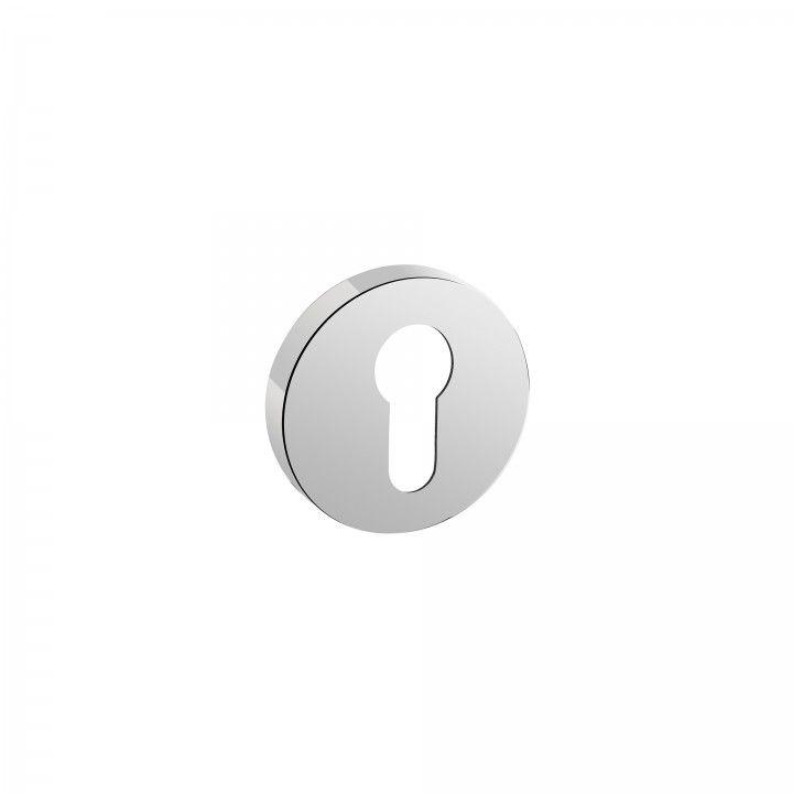 European cylinder key hole