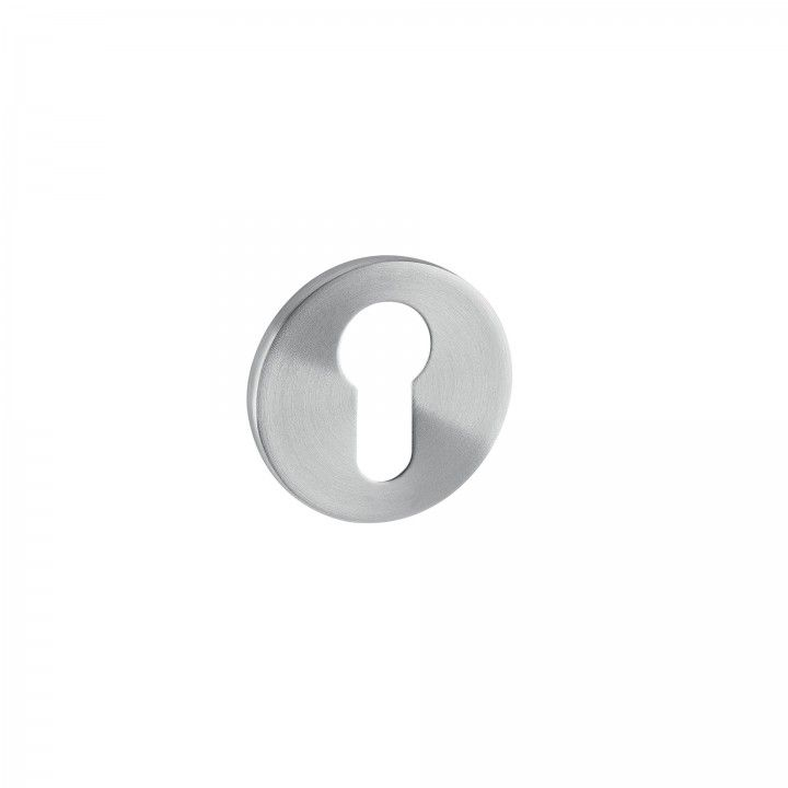 European cylinder key hole with metallic base - Ø50mm