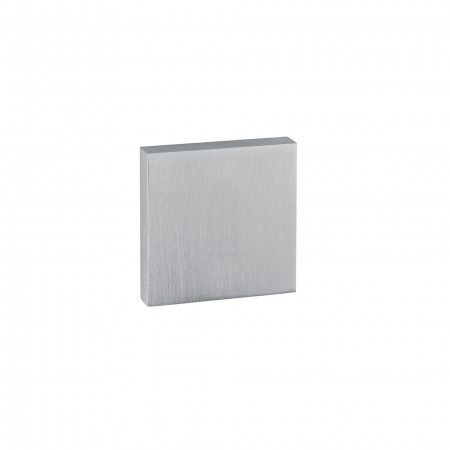 Blind key hole with nylon base - 50x50mm