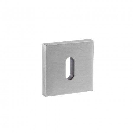 Normal key hole with nylon base - 50x50mm
