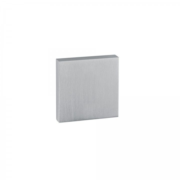 Bocallave ciega para llave con base nylon - 50x50mm