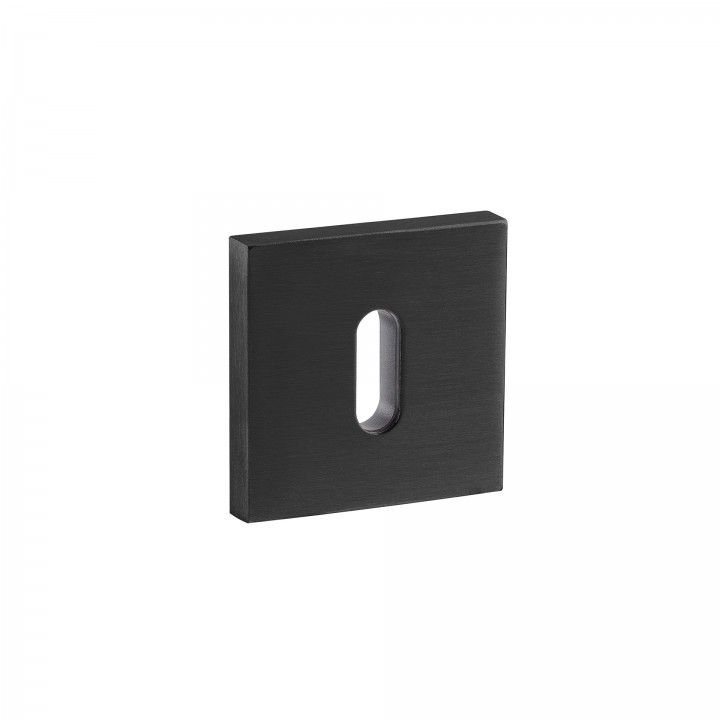 Normal key hole - 50x50mm - Titanium Black