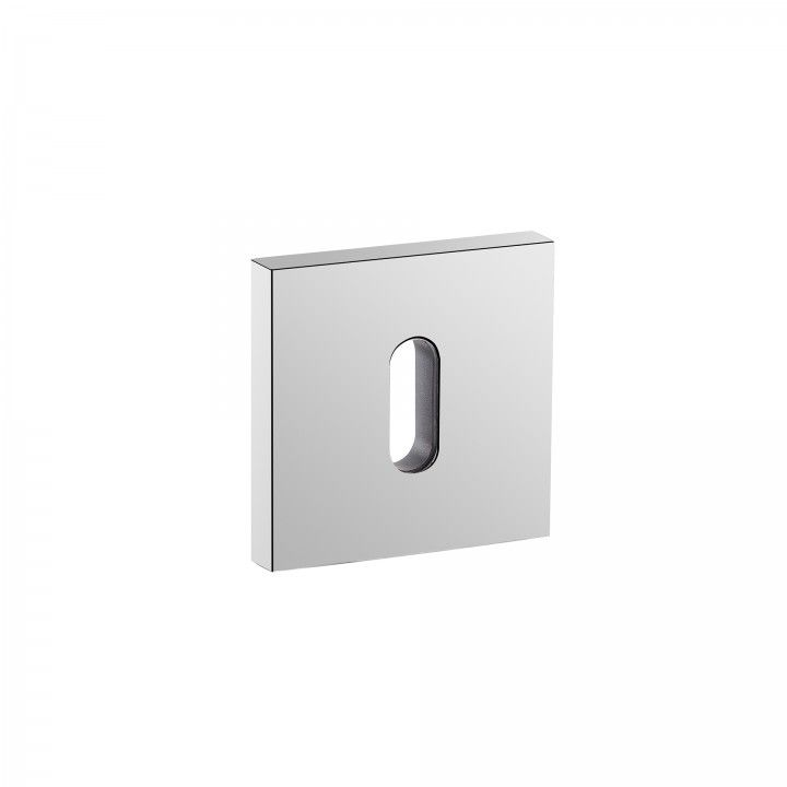 Normal key hole with nylon base - 50x50mm
