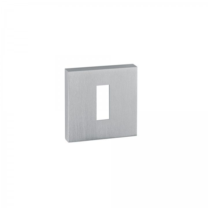 Normal key hole with metallic base - 50x50mm