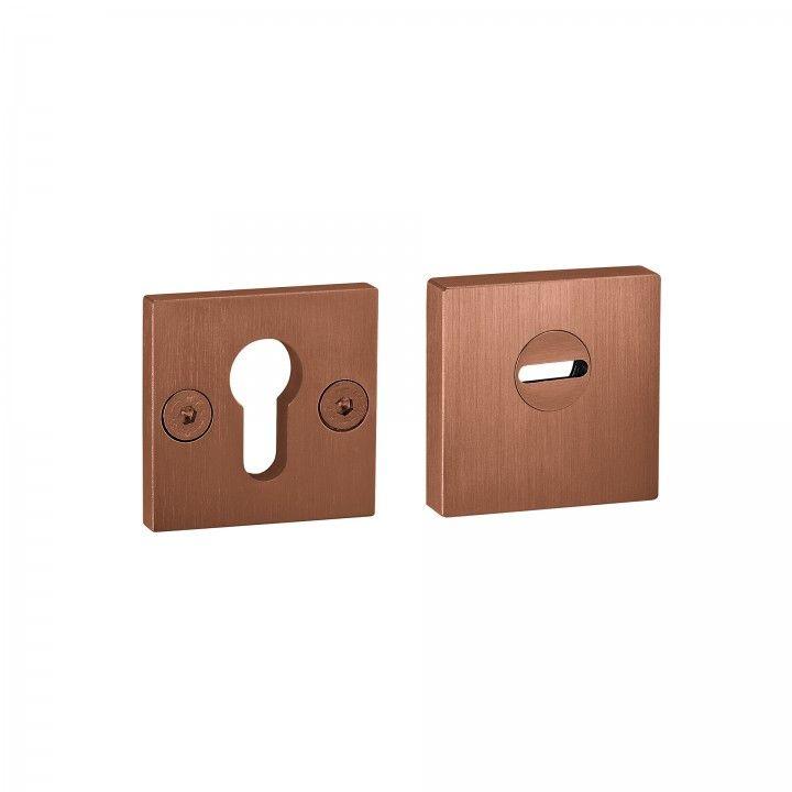 Escudo de seguridad - Titanium  Copper