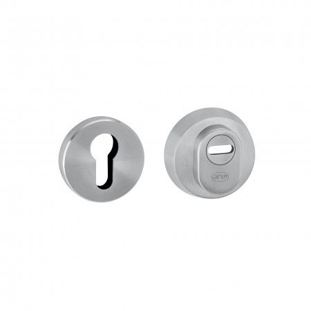 Adjustable security protection rose for european cylinder