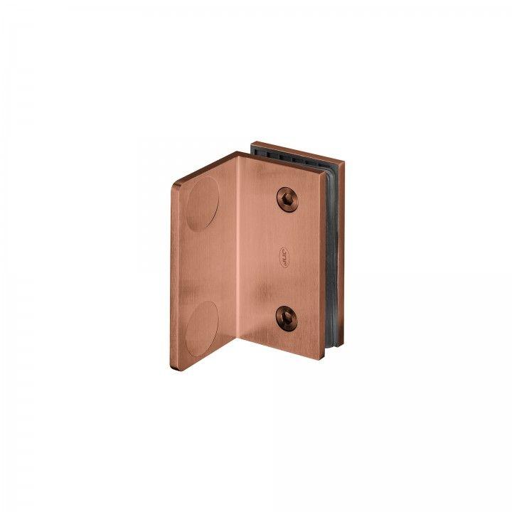 Suporte de parede-vidro -Titanium Copper