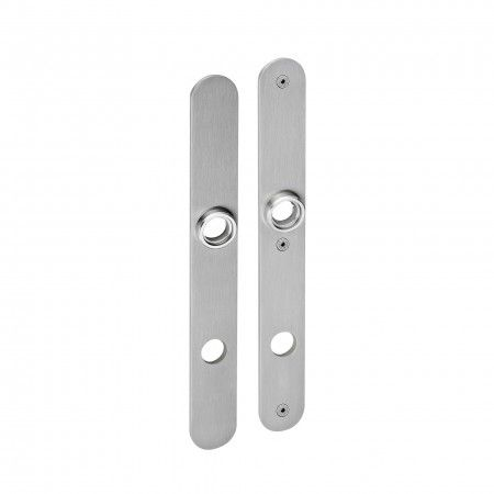 Placa de securidad para bombillo Suizo - 255 x 30mm