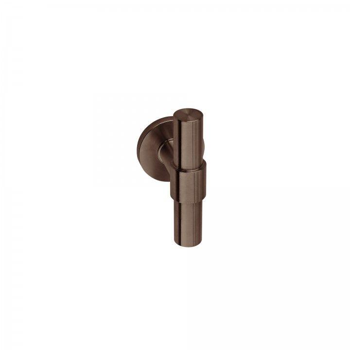 Manilla de puerta Stout - Titanium Chocolate