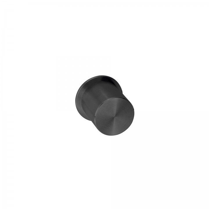 "Puxador de porta rotativo ""Clean Pendular"" - Titanium Black"
