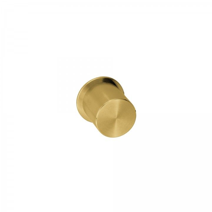 "Puxador de porta rotativo ""Clean Pendular"" - Titanium Gold"