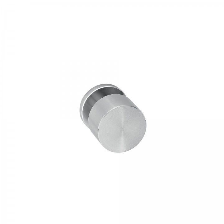 "Puxador de porta ""Clean Simple"", com roseta metálica RC08M"