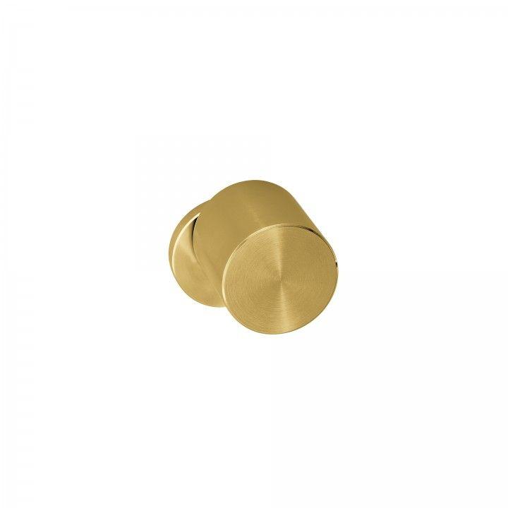 Pomo giratorio Clean Shadow - Titanium Gold