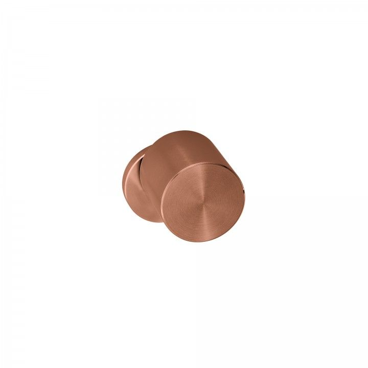 "Puxador de porta rotativo ""Clean Shadow"" - Titanium Copper"