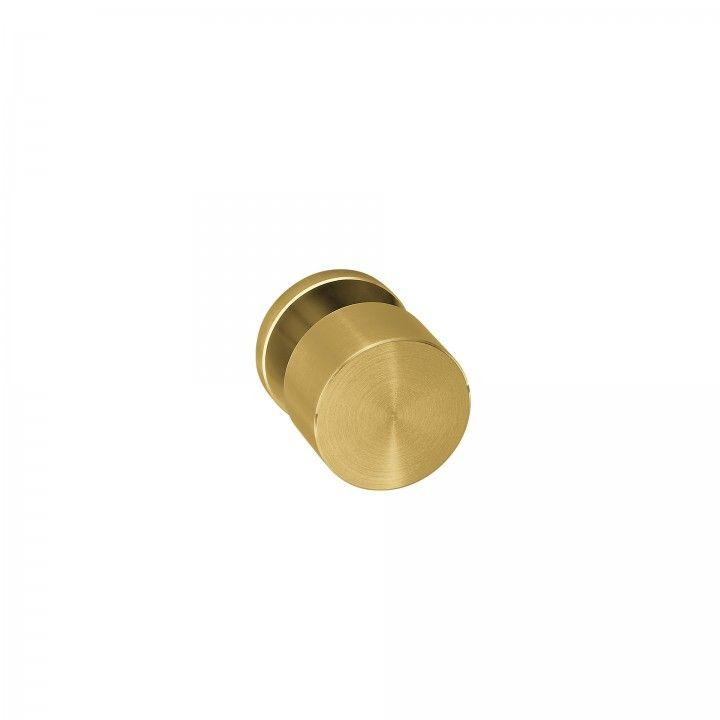 Fixed knob Clean Simple - TITANIUM GOLD