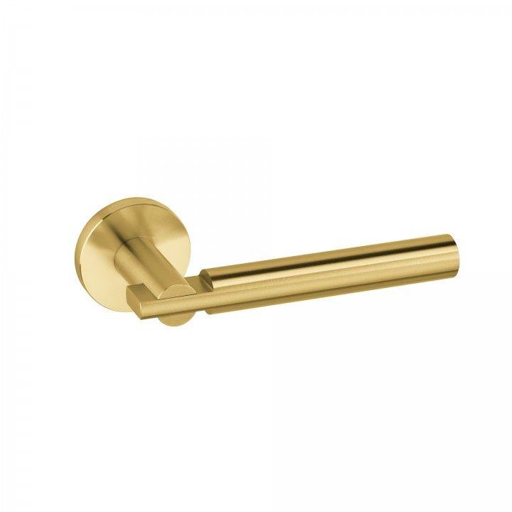 Manilla de puerta -Titanium Gold