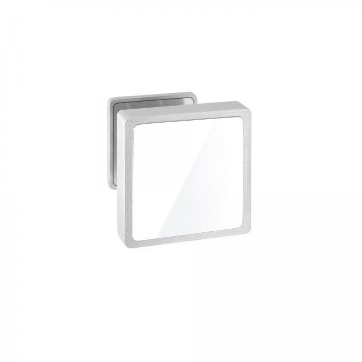 Fixed knob White