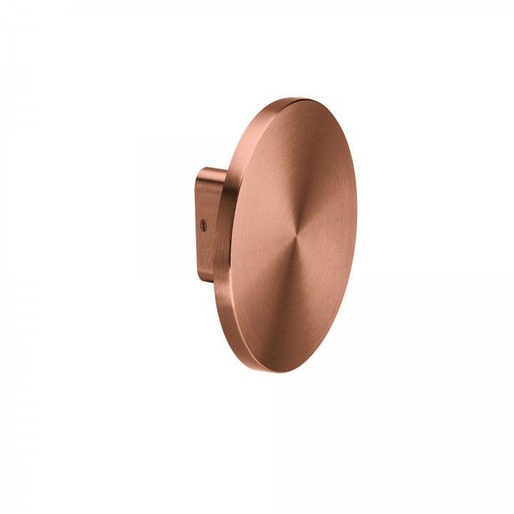 Fixed knob - Ø200mm - Titanium Copper