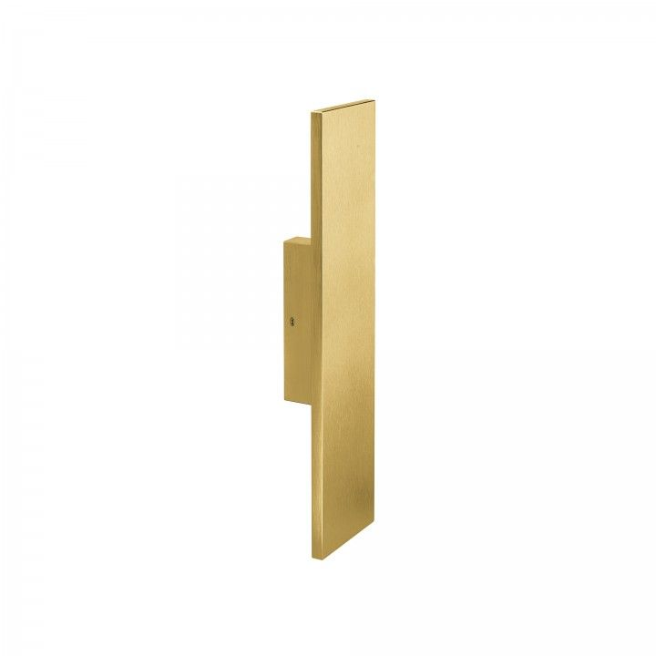 Pomo fijo - 100x400mm - Titanium Gold