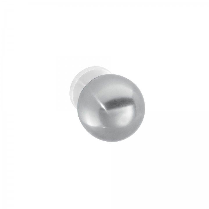 Fixed door knob - Ø65mm