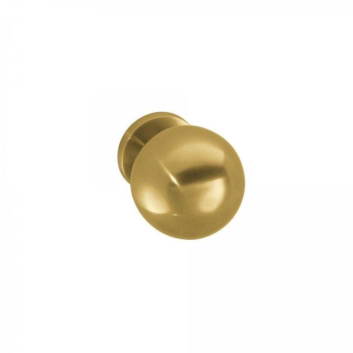 Pomo giratorio - Ø65mm -Titanium Gold