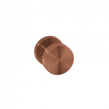 Door knob - Titanium Copper