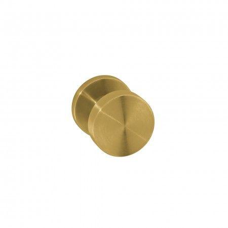 Pomo Fijo - Ø50mm - Titanium Gold