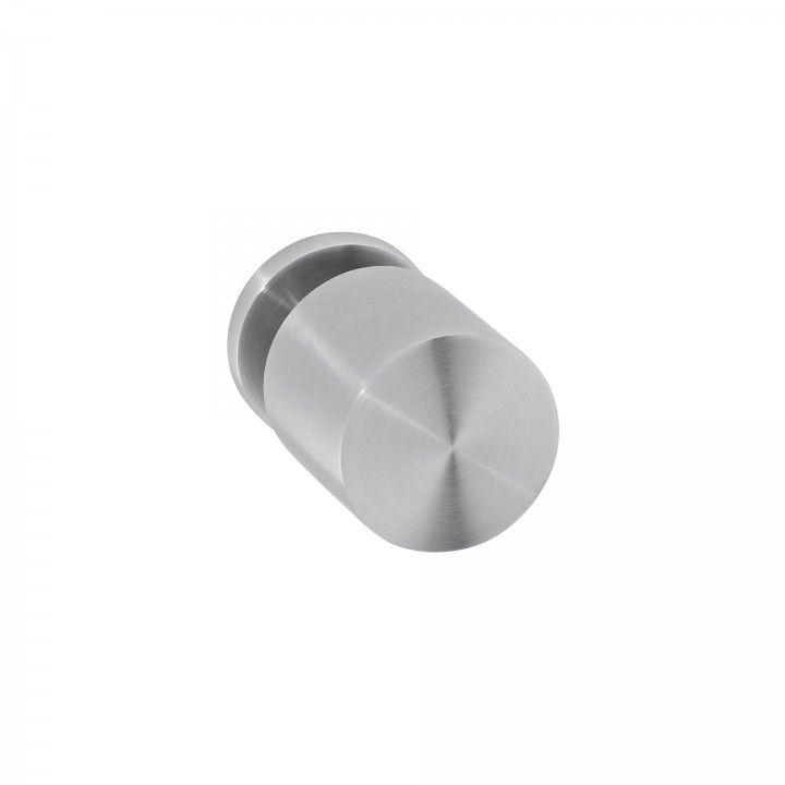 Pomo de puerta - Ø50mm, con roseta en Nylon R07N