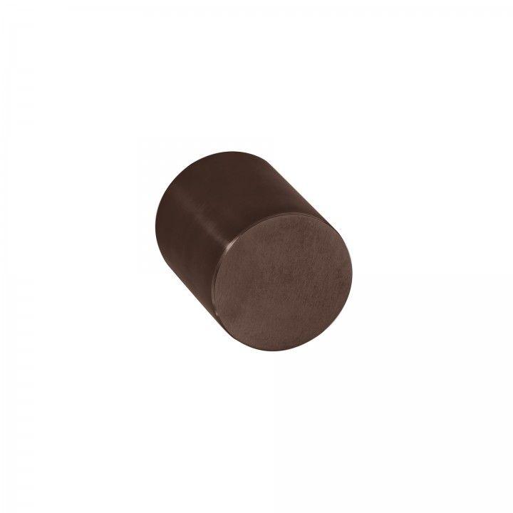 Puxador de porta fixo - Titanium Chocolate
