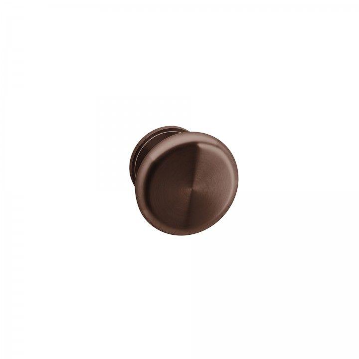 Pomo Fijo - Ø70mm - Titanium Chocolate