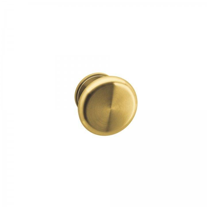 Puxador de porta fixo - Ø70mm - Titanium Gold