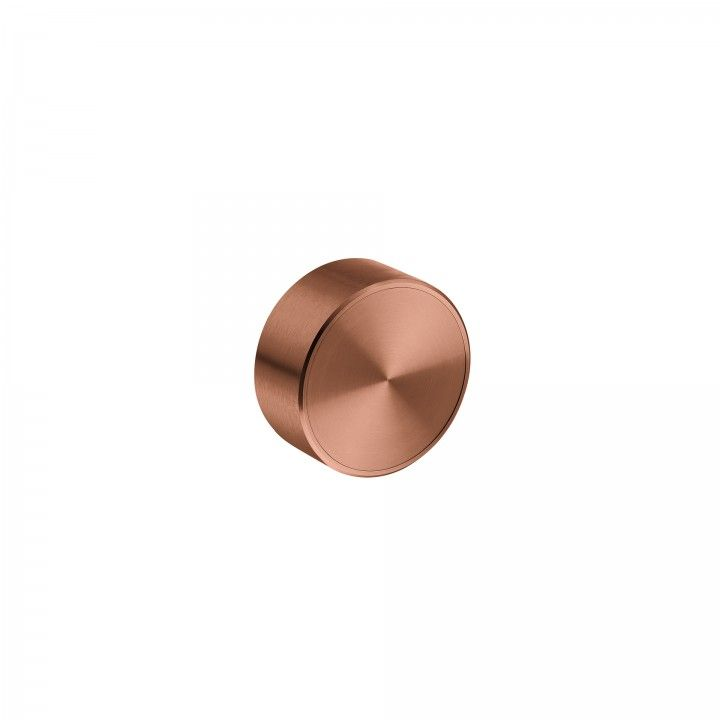 Lever handle - Contact only Touch to Open - Titanium Copper