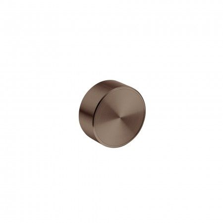 Lever handle - Contact only Touch to Open - Titanium Chocolate