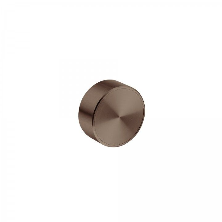 Pomo fijo - Titanium Chocolate