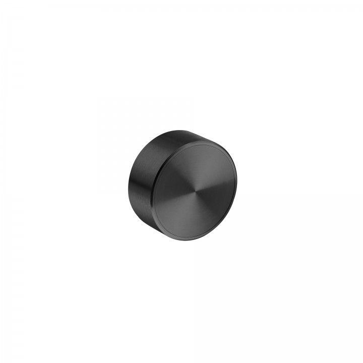 Pomo fijo - Titanium Black