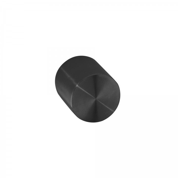 Pomo Fijo - Ø50mm - Titanium Black