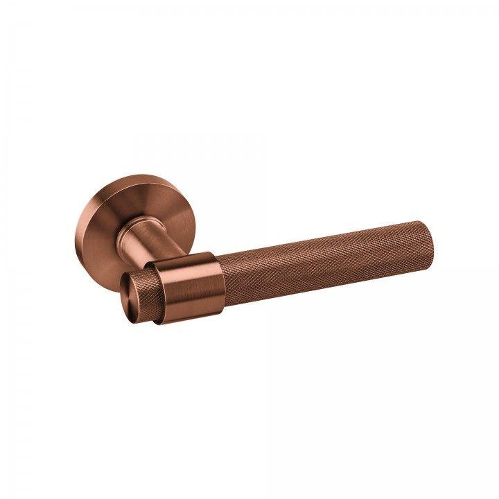 Lever handle Ø20mm - STOUT WATCH - Titanium Copper
