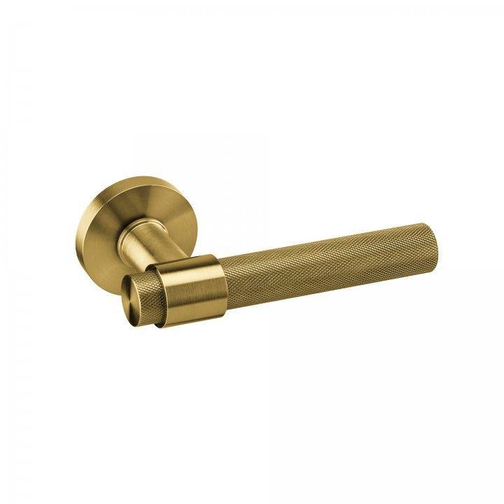 Lever handle Ø20mm - STOUT WATCH -Titanium Gold