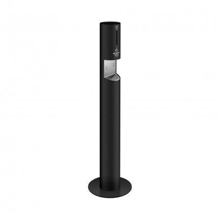 Automatic liquid soap dispenser - BLACK
