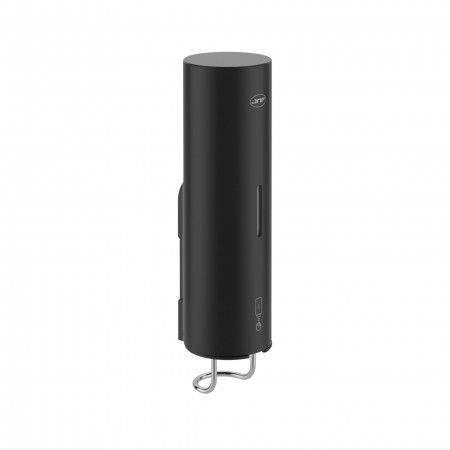 Wall manual dispenser - Foam soap pump - BLACK