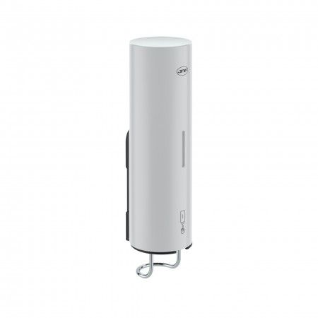 Wall manual dispenser - Spray soap pump - WHITE